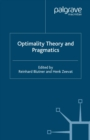 Optimality Theory and Pragmatics - eBook