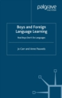 Boys and Foreign Language Learning : Real Boys Don't Do Languages - eBook