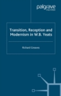 Transition, Reception and Modernism - eBook