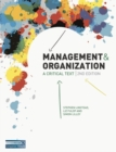 Management and Organization : A Critical Text - Book