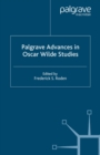 Palgrave Advances in Oscar Wilde Studies - eBook