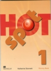 Hot Spot 1 Activity Book - Book