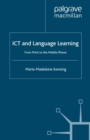 ICT and Language Learning : From Print to the Mobile Phone - eBook