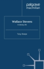 Wallace Stevens : A Literary Life - eBook