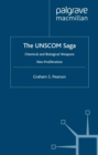 The UNSCOM Saga : Chemical and Biological Weapons Non-Proliferation - eBook