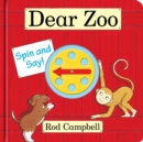 Dear Zoo Spin and Say - Book