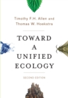 Toward a Unified Ecology - Book