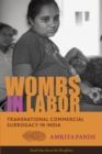 Wombs in Labor : Transnational Commercial Surrogacy in India - Book