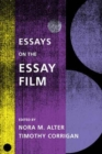Essays on the Essay Film - Book