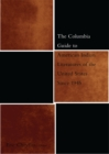 The Columbia Guide to American Indian Literatures of the United States Since 1945 - eBook