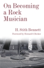 On Becoming a Rock Musician - eBook