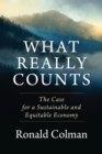 What Really Counts : The Case for a Sustainable and Equitable Economy - eBook