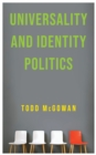 Universality and Identity Politics - eBook