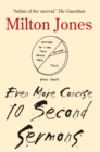 Even More Concise 10 Second Sermons - Book