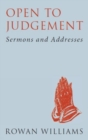 Open to Judgement (new edition) : Sermons and Addresses - Book