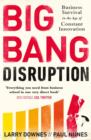 Big Bang Disruption : Business Survival in the Age of Constant Innovation - Book