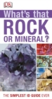 What's that Rock or Mineral? - eBook