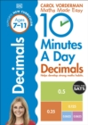 10 Minutes a Day Decimals - Book