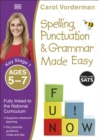 Spelling, Punctuation & Grammar Made Easy, Ages 5-7 (Key Stage 1) : Supports the National Curriculum, English Exercise Book - Book