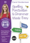 Spelling, Punctuation & Grammar Made Easy, Ages 8-9 (Key Stage 2) : Supports the National Curriculum, English Exercise Book - Book
