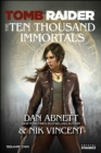 Tomb Raider The Ten Thousand Immortals - eBook