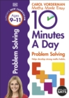 10 Minutes a Day Problem Solving Ages 9-11 Key Stage 2 - Book
