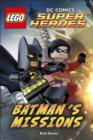 LEGO (R) DC Comics Super Heroes: Batman's Missions - Book
