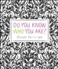 Do You Know Who You Are? - eBook