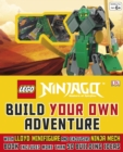 LEGO (R) NINJAGO (R) Build Your Own Adventure : With Lloyd minifigure and Ninja Mech model - Book