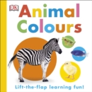 Animal Colours : Lift-the-flap Learning Fun! - Book