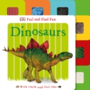 Feel and Find Fun Dinosaurs - Book