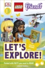 LEGO (R) Friends Let's Explore! - Book