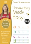 Handwriting Made Easy: Printed Writing, Ages 5-7 (Key Stage 1) : Supports the National Curriculum, Handwriting Practice Book - Book