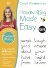 Handwriting Made Easy: Confident Writing, Ages 7-11 (Key Stage 2) : Supports the National Curriculum, Handwriting Practice Book - Book