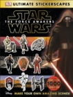 Star Wars (TM) The Force Awakens Ultimate Stickerscapes - Book