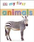 My First Animals - eBook