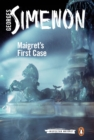 Maigret's First Case : Inspector Maigret #30 - Book