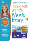 Coding With Scratch Made Easy Ages 5-9 Key Stage 1 - Book