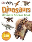 Dinosaurs Ultimate Sticker Book - Book