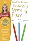 Handwriting Made Easy Ages 5-7 Key Stage 1 Joined-up Writing - Book