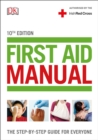 First Aid Manual (Irish edition) : The Step-by-Step Guide For Everyone - Book