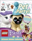 LEGO Friends Pet Party! Ultimate Sticker Collection - Book