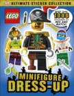 LEGO Minifigure Dress-Up Ultimate Sticker Collection - Book