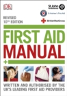 First Aid Manual - Book