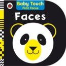 Faces: Baby Touch First Focus - Book
