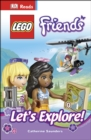 LEGO  Friends Let's Explore! - eBook