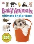 Baby Animals Ultimate Sticker Book - Book