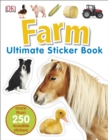 Farm Ultimate Sticker Book - Book