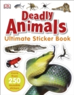Deadly Animals Ultimate Sticker Book - Book