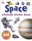 Space Ultimate Sticker Book - Book